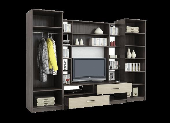 Современные гостиные для любых комнат