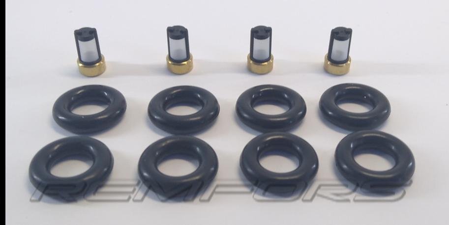 Ремкомплект форсунки  1.4L - 1.6L Renault -  Clio, Megan, Kangoo   8200128959, IWP 142, 0280158170