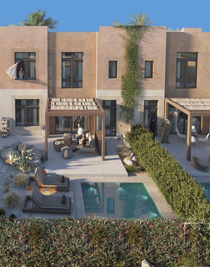 Imkan Aljurf Villas for Sale in Abu Dhabi