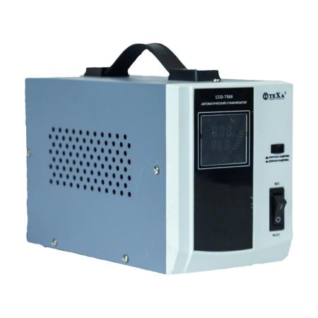 Стабилизатор Texa LCD-T500VA