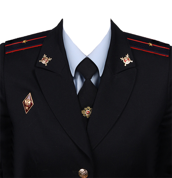 подставить форму лейтенант