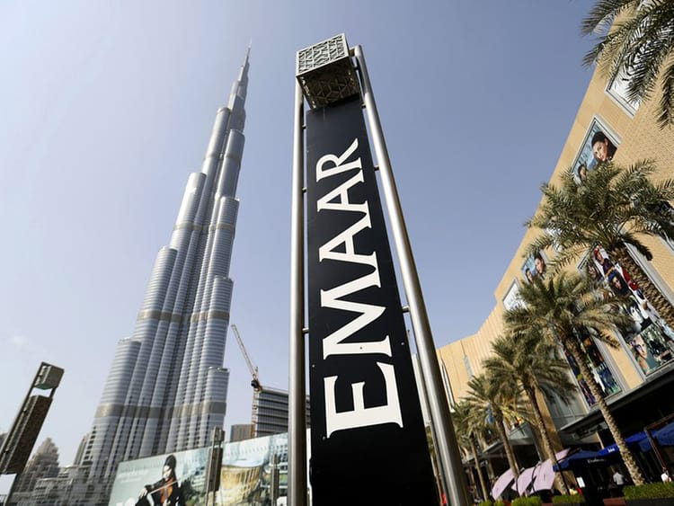 Freehold Dubai Properties by Emaar for Foreign Investors