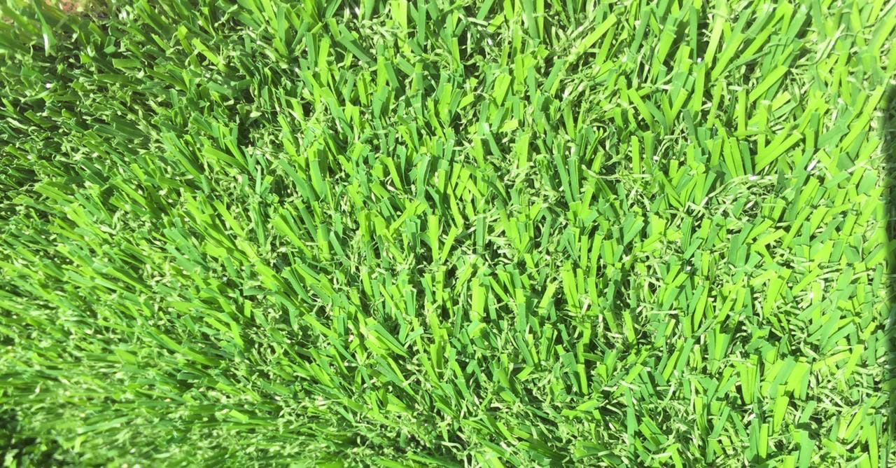 Ландшафтная искусственная трава 20 мм Green