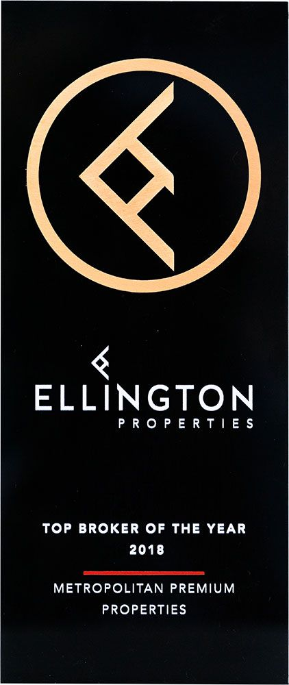 Metropolitan Premium Properties: Ellington Properties TOP Broker