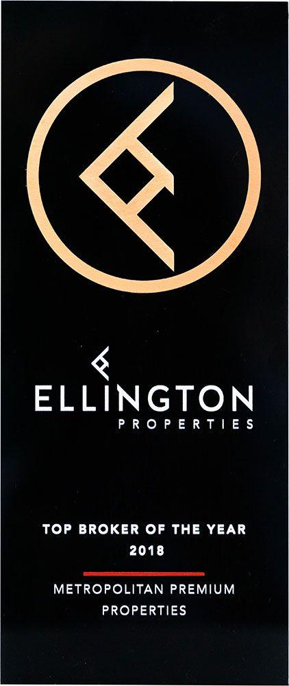 Metropolitan Premium Properties: Ellington Properties TOP Broker