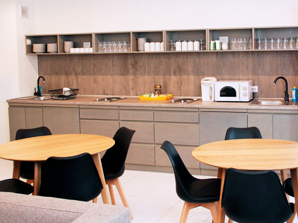 мини-кухни для гостиниц