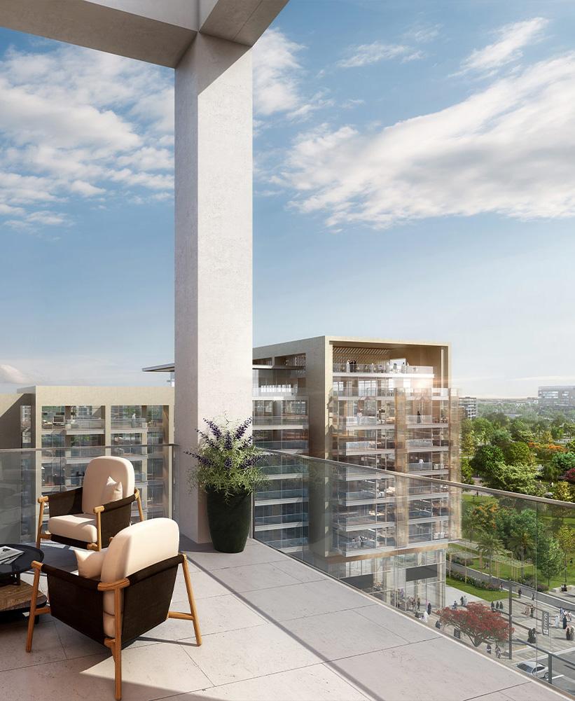 Emaar Park Point Apartments in Dubai Hills Estate – Apartments for Sale