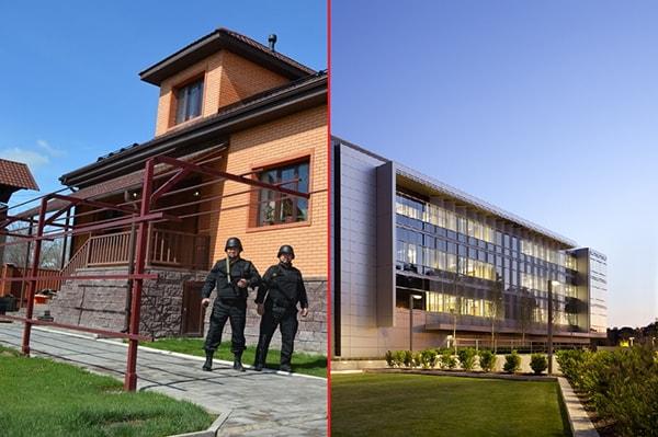 Mājas un biroja apsardze