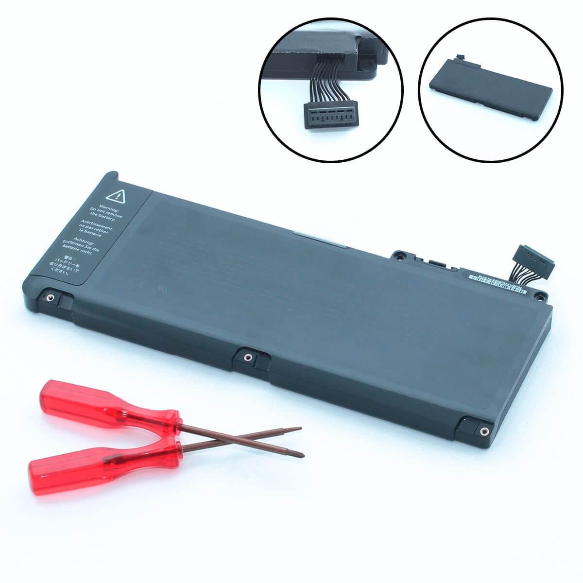 батарея для macbook 13 2010 a1331, батарея для a1342