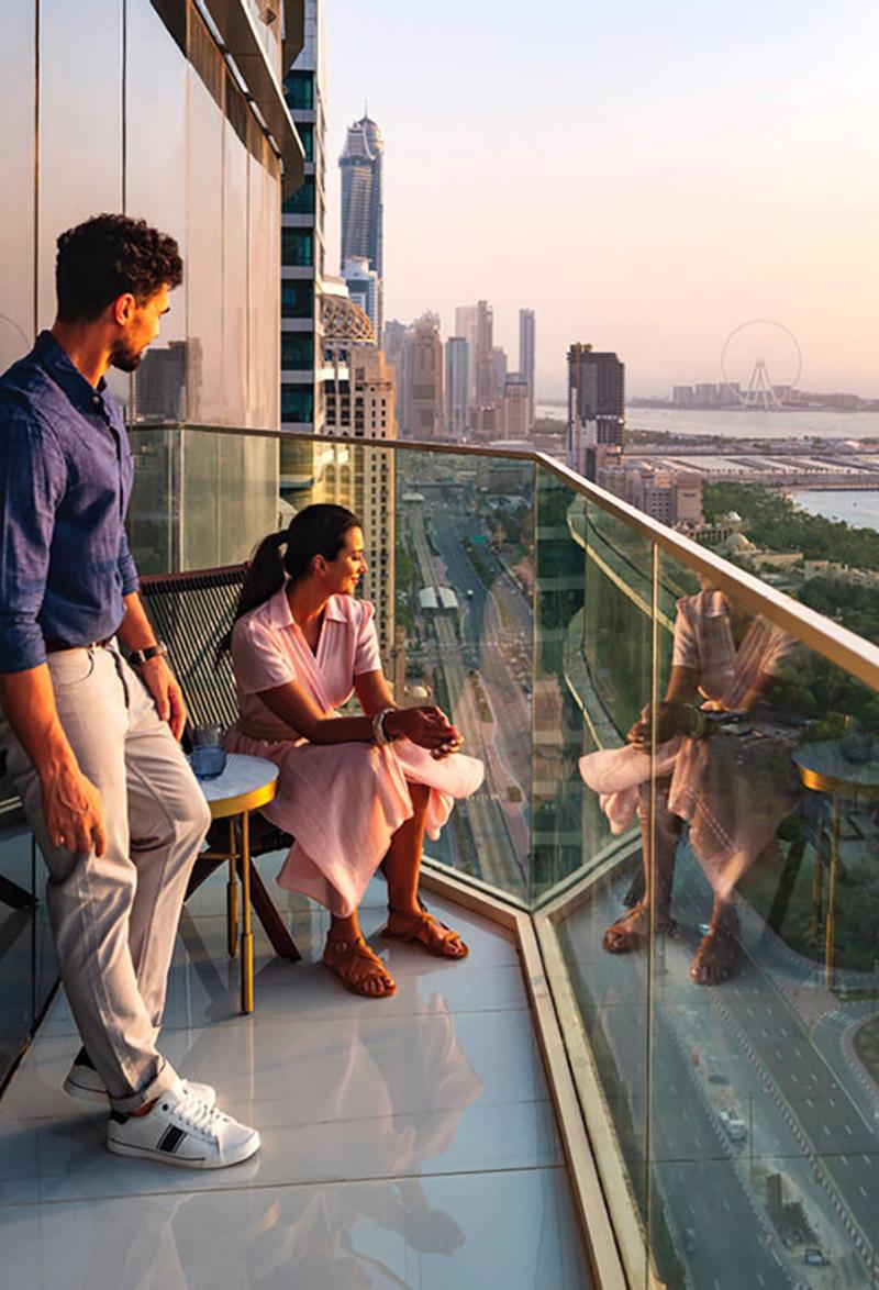 Creek Gate in Dubai Creek Harbour by Emaar, Dubai – Off-Plan Apartments