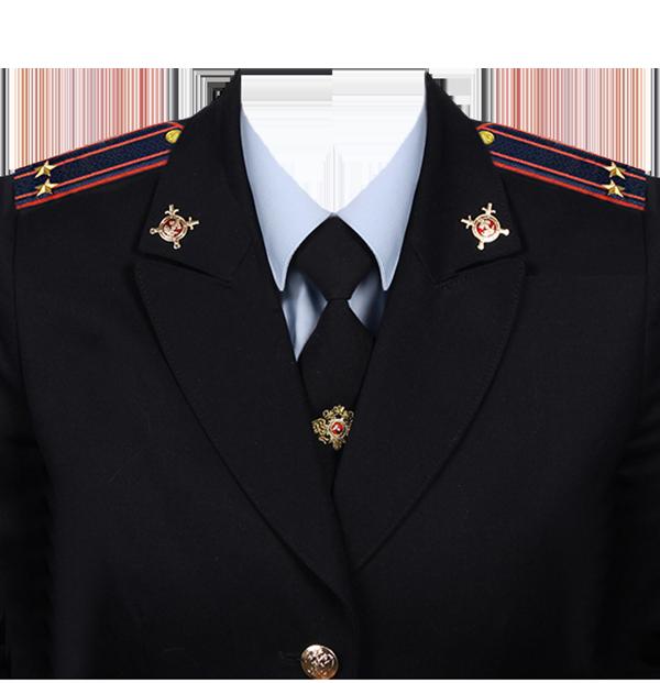 замена формы Подполковник