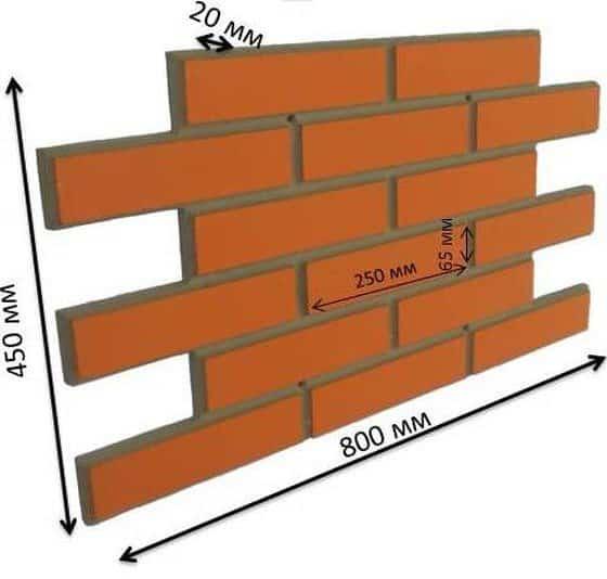 Фасадные панели без утеплителя