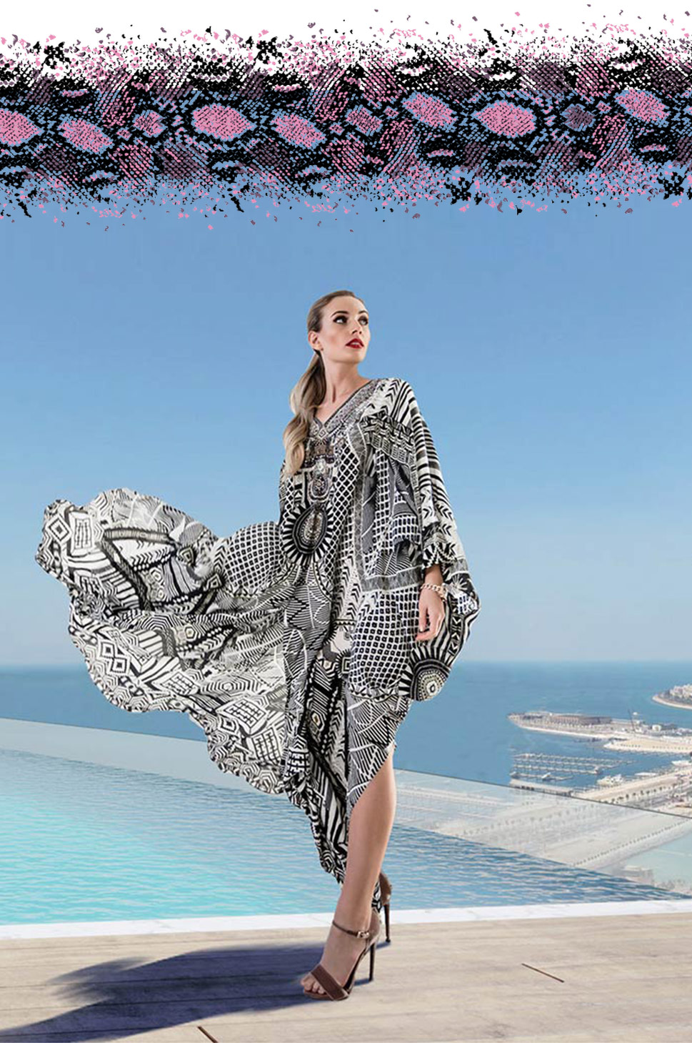 DAMAC Cavalli Tower Dubai Marina – Апартаменты класса люкс в Дубае