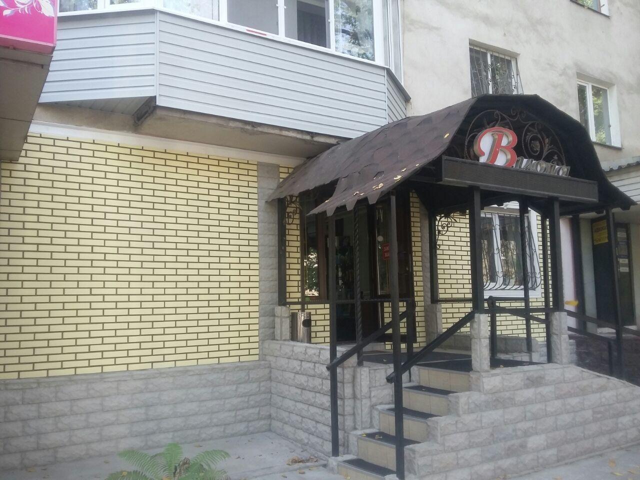 фасад из фасадных панелей