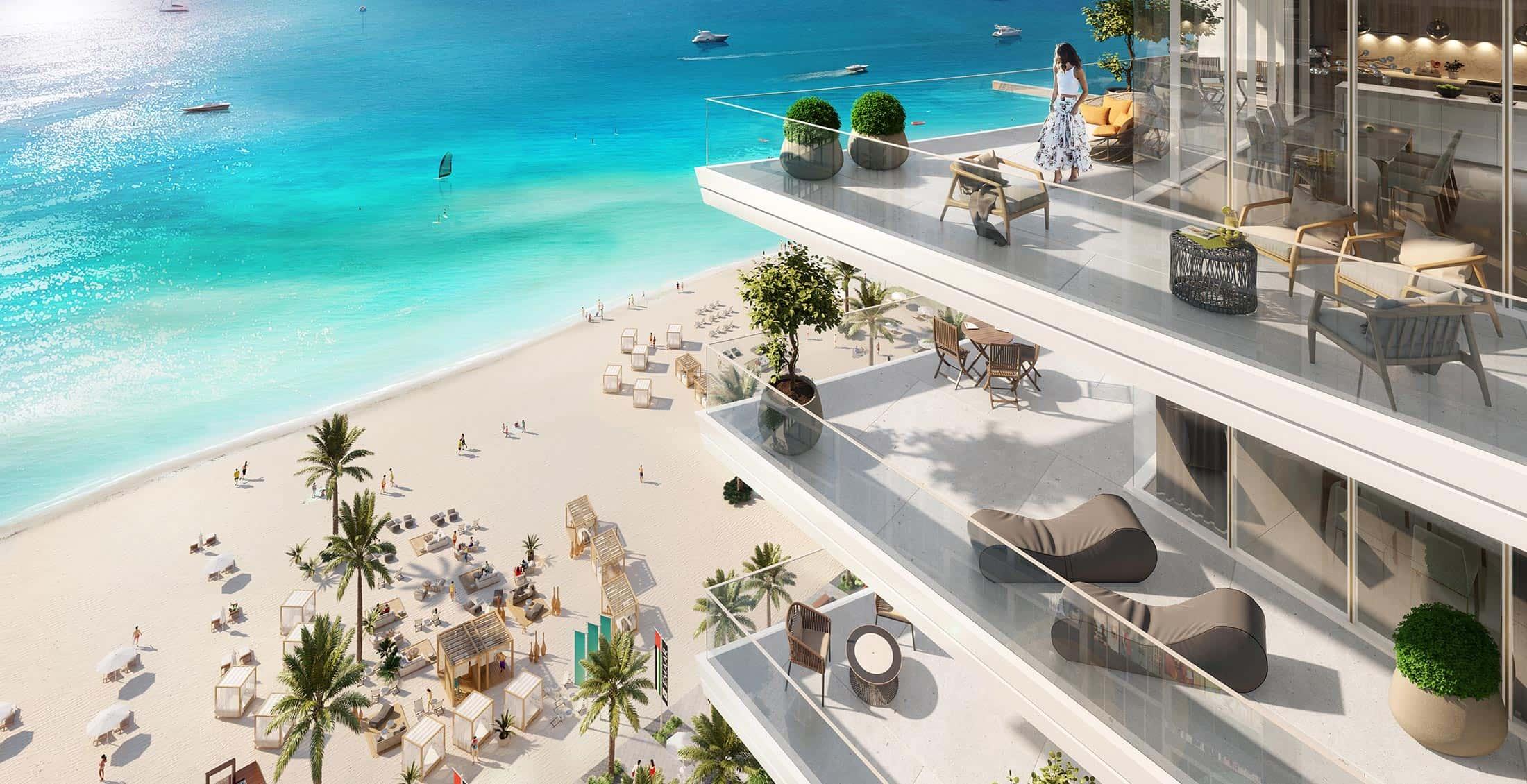 Why Invest in Emaar Beachfront
