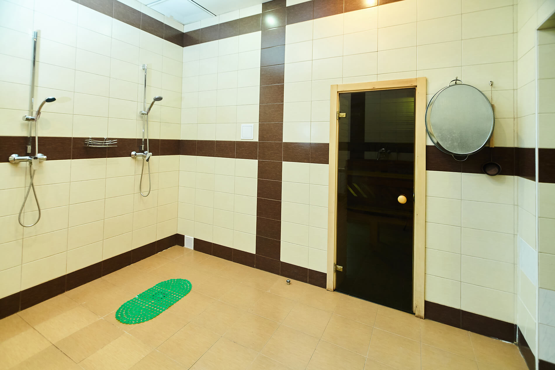 сауна с душем в Самаре