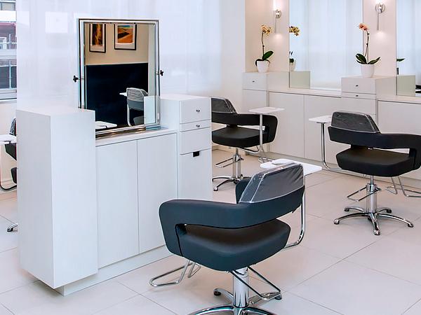 рабочие места парикмахера