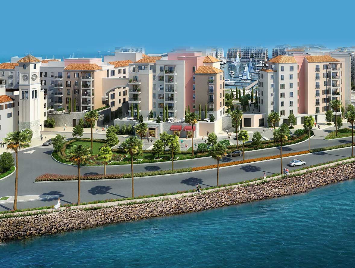 Meraas Port De La Mer La Voile: Apartments for Sale in Dubai Jumeirah