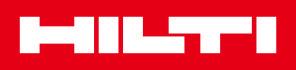 Логотип инструмента Hilti