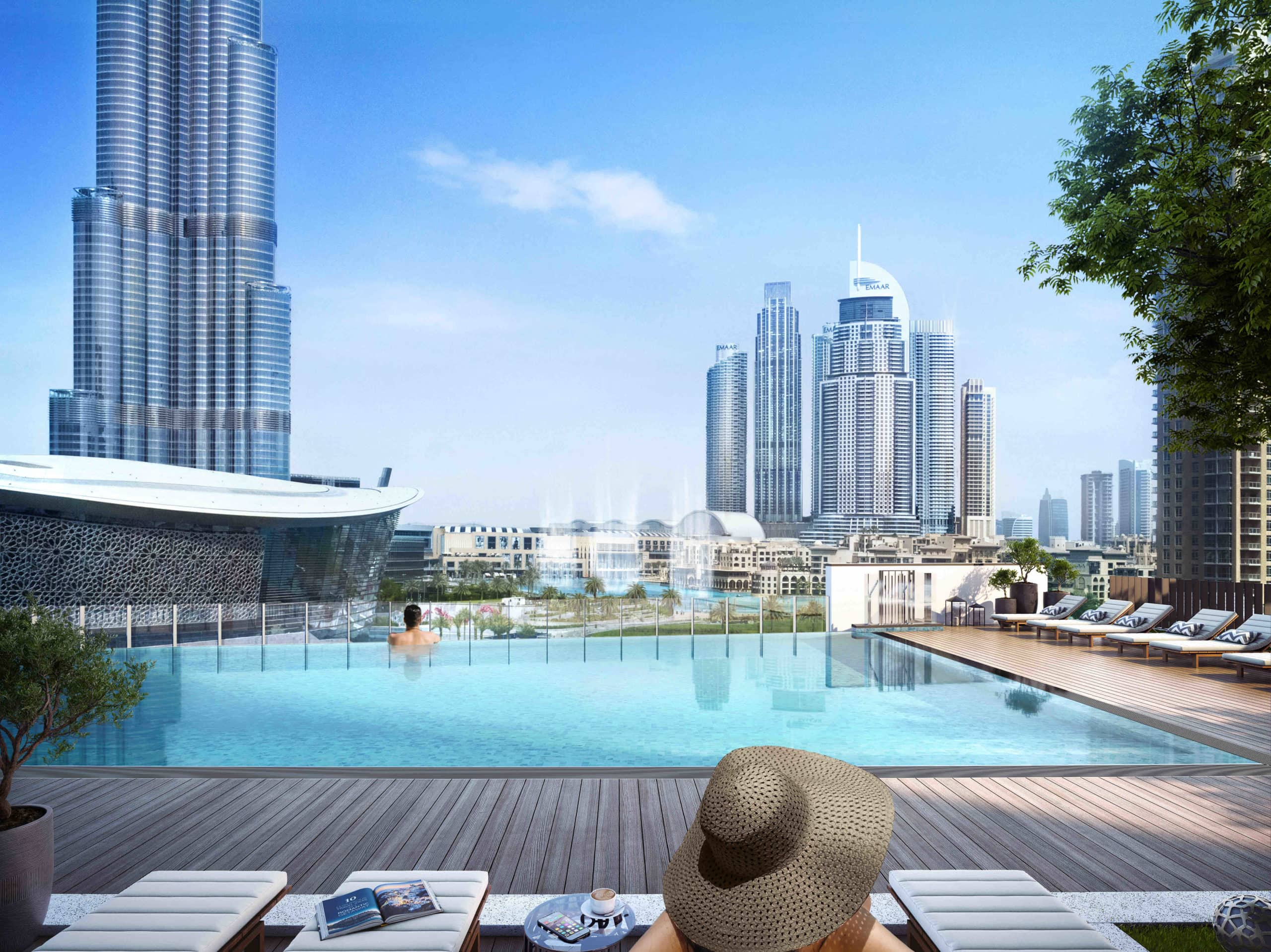 Buy A Real Estate Property in Dubai with Bitcoin