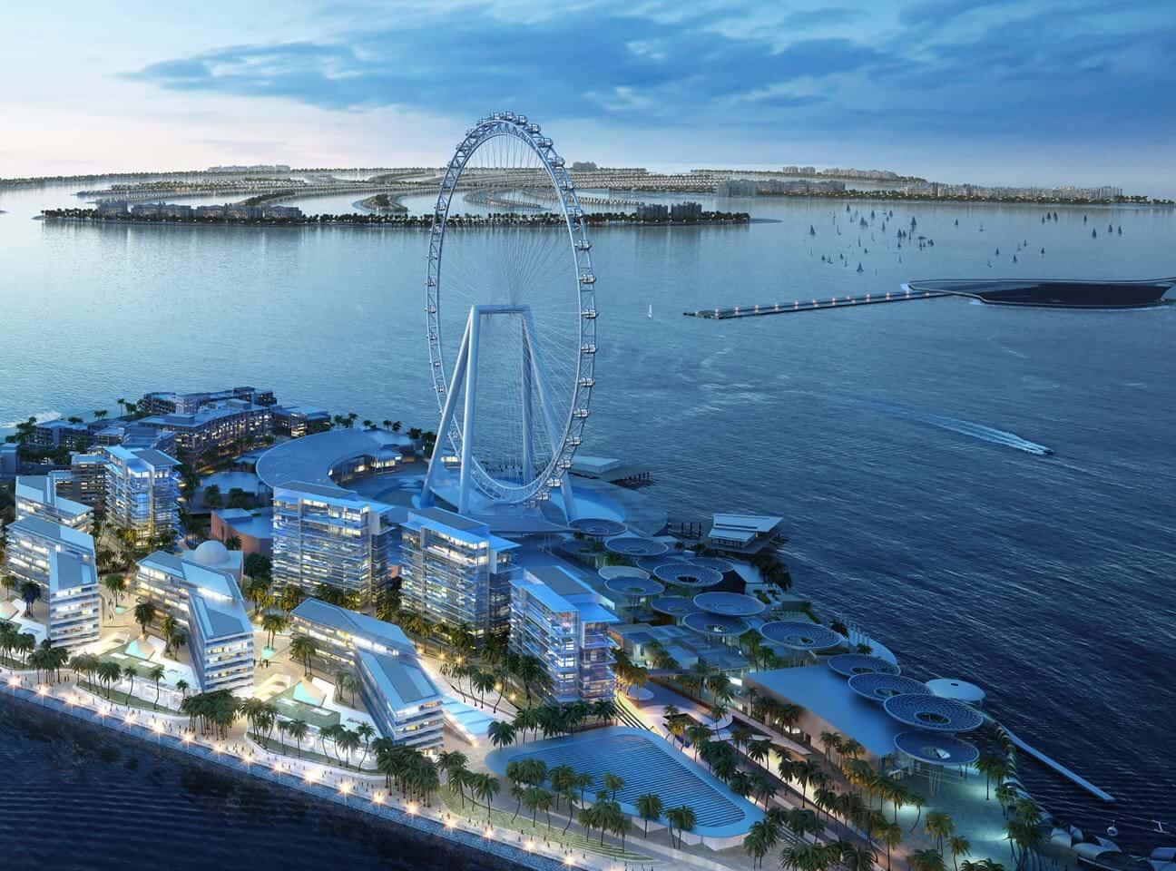 Bluewaters Residences Dubai