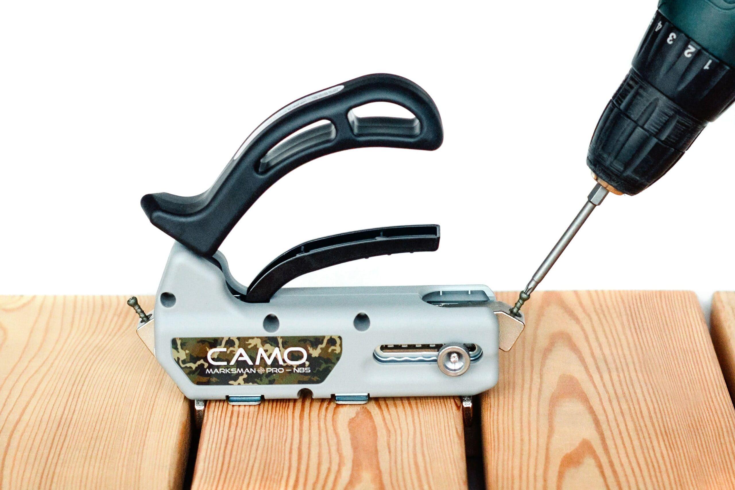 Крепеж для доски CAMO