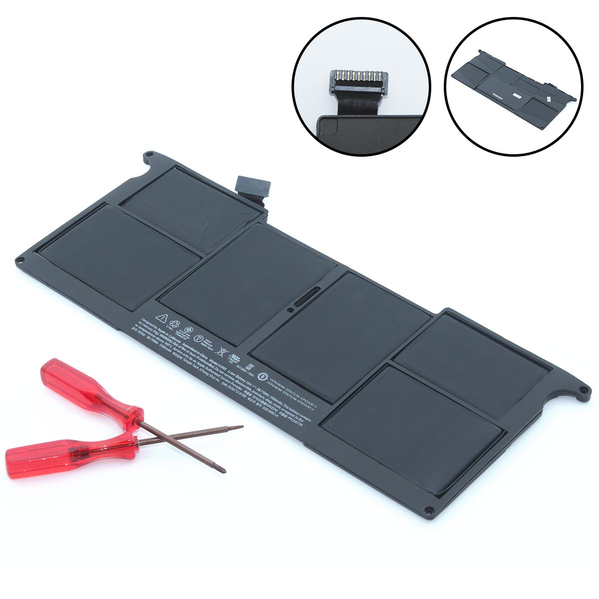 "Батарея, аккумулятор для MacBook Air 11"" 2013-2015 (A1465)"