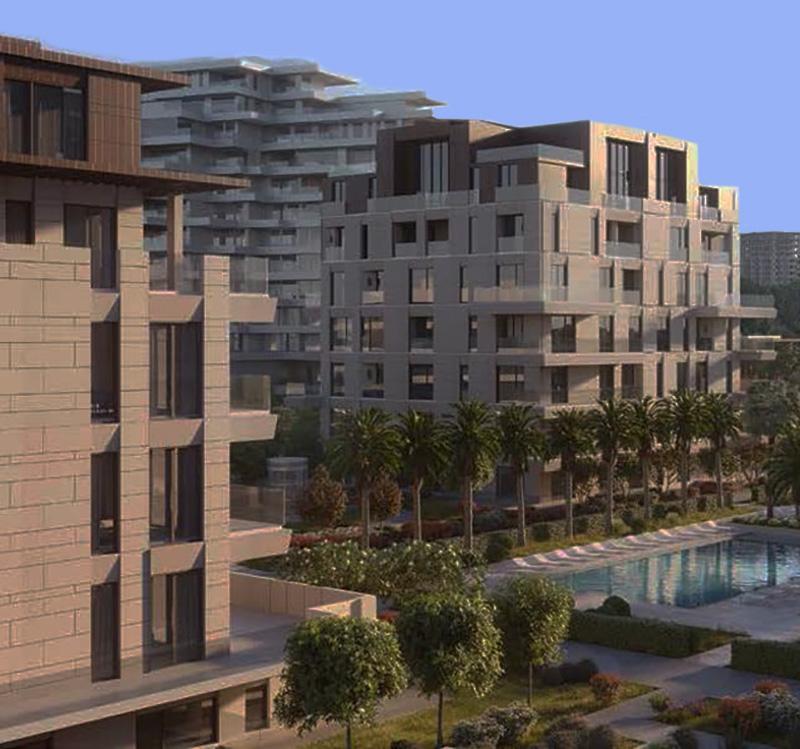 Al Barari The Neighbourhood Apartments in Dubai