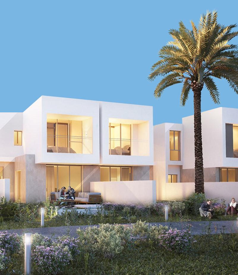Emaar Maple in Dubai Hills Estate – Townhouses for Sale