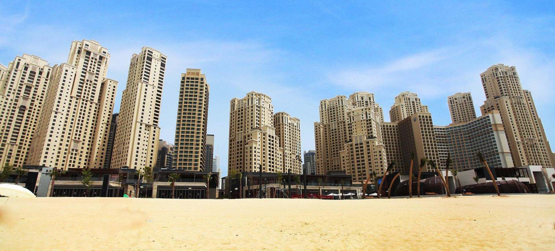 Properties for Sale in Jumeirah Beach Residence
