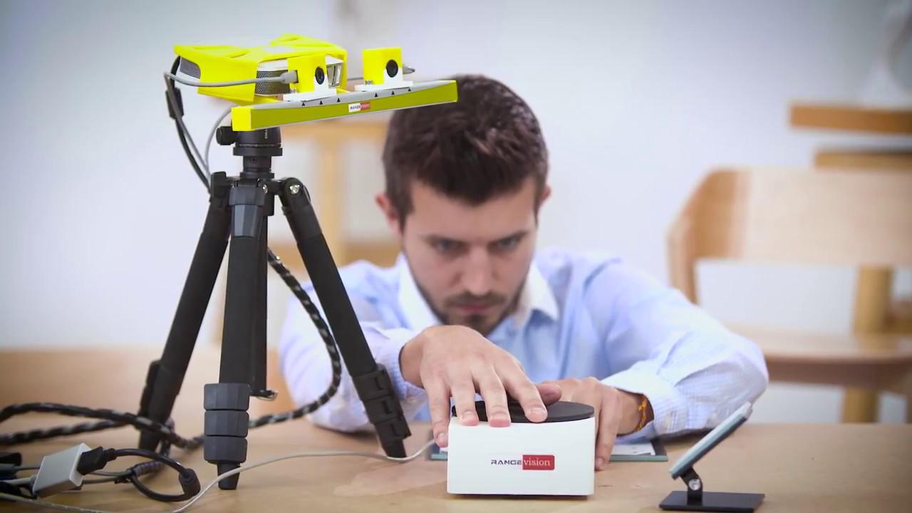 3D сканирование заказать