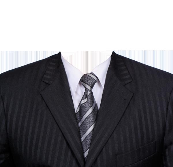 полосатый костюм фотография на документы