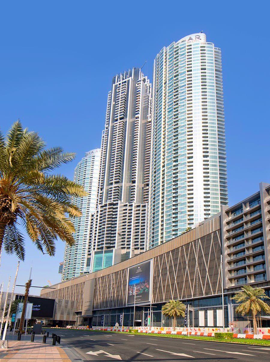 Emaar The Address Residence Fountain Views in Downtown Dubai
