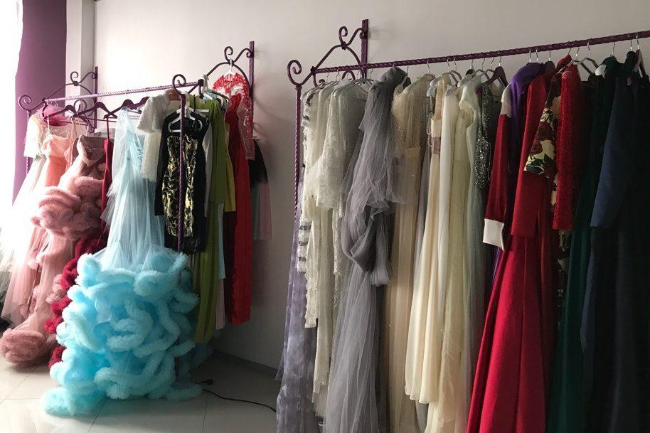 прокат платьев туле