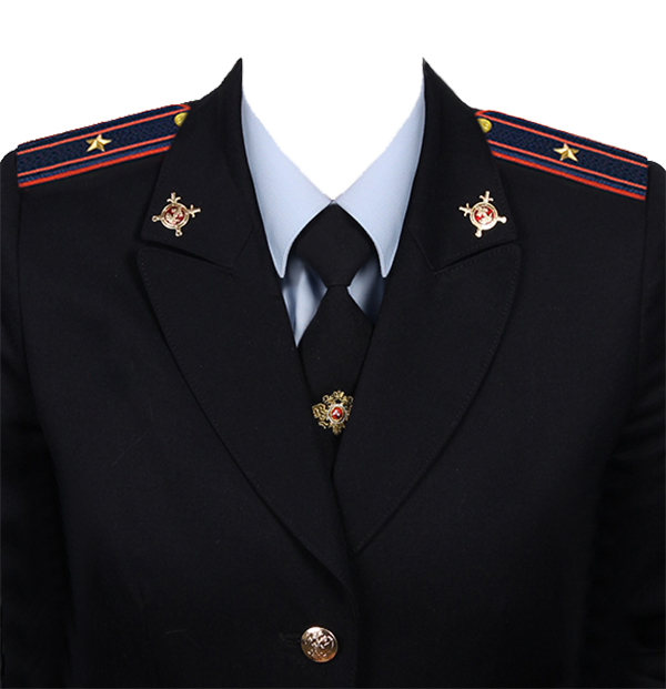 замена формы майор