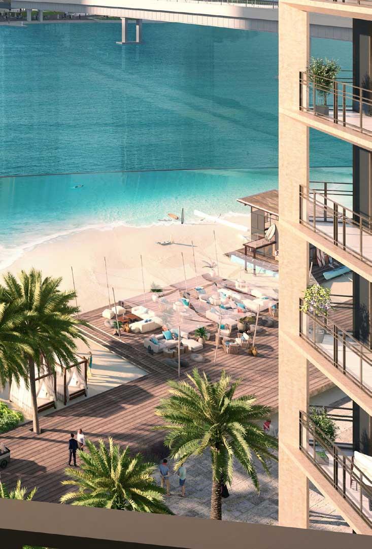 Surf in Dubai Creek Harbour by Emaar, Dubai – Off-Plan Apartments