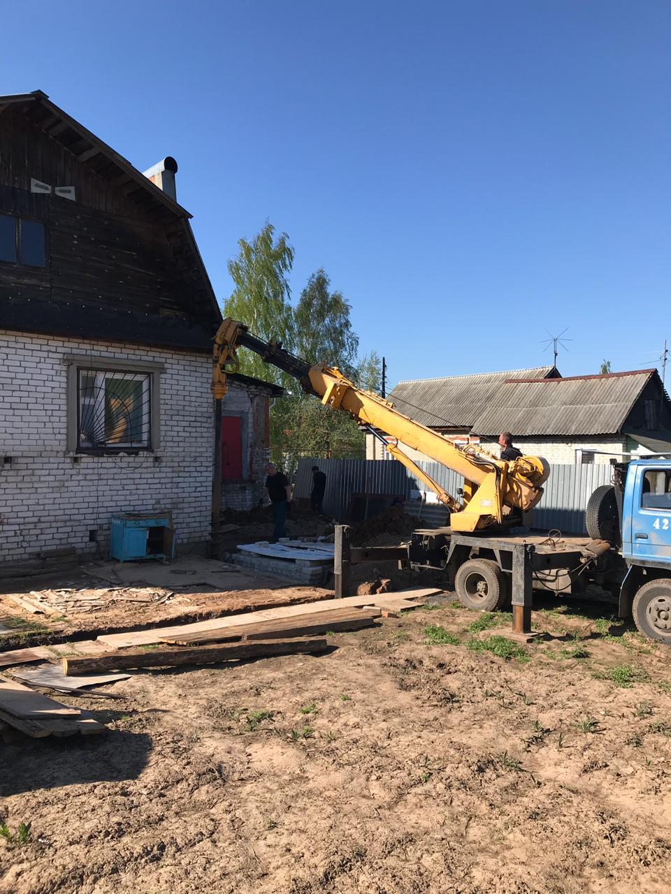 услуги строителей в Нижнем Новогороде
