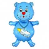 медвежонок на выписку мальчика
