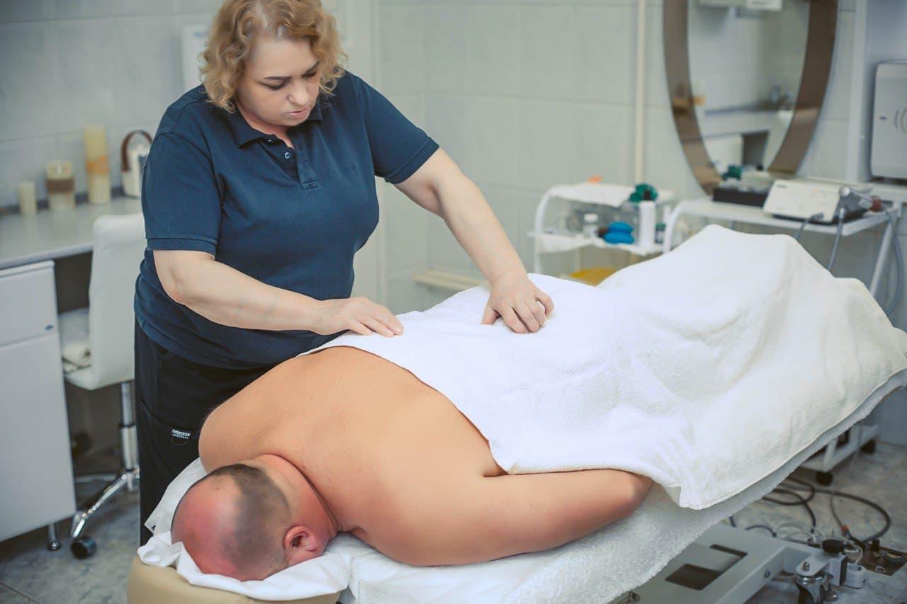 медицинский массаж в москве