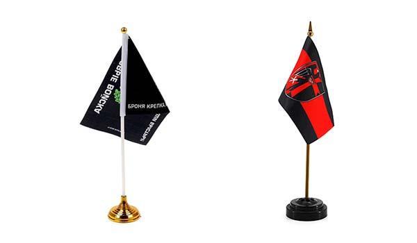 печать флагов цена