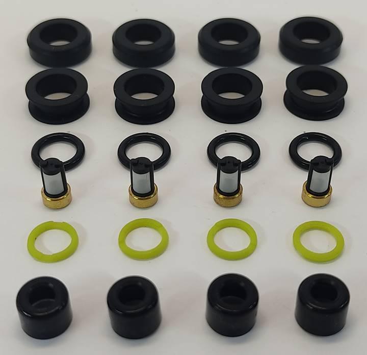 Уплотнительные кольца форсунки 3.0 2.2 Toyota Camry 30  2325020030  23209-20030  23209-03010  23209-74250