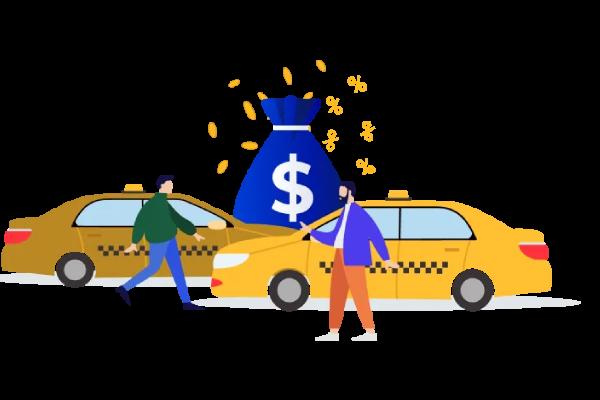 Реферальная программа для такси