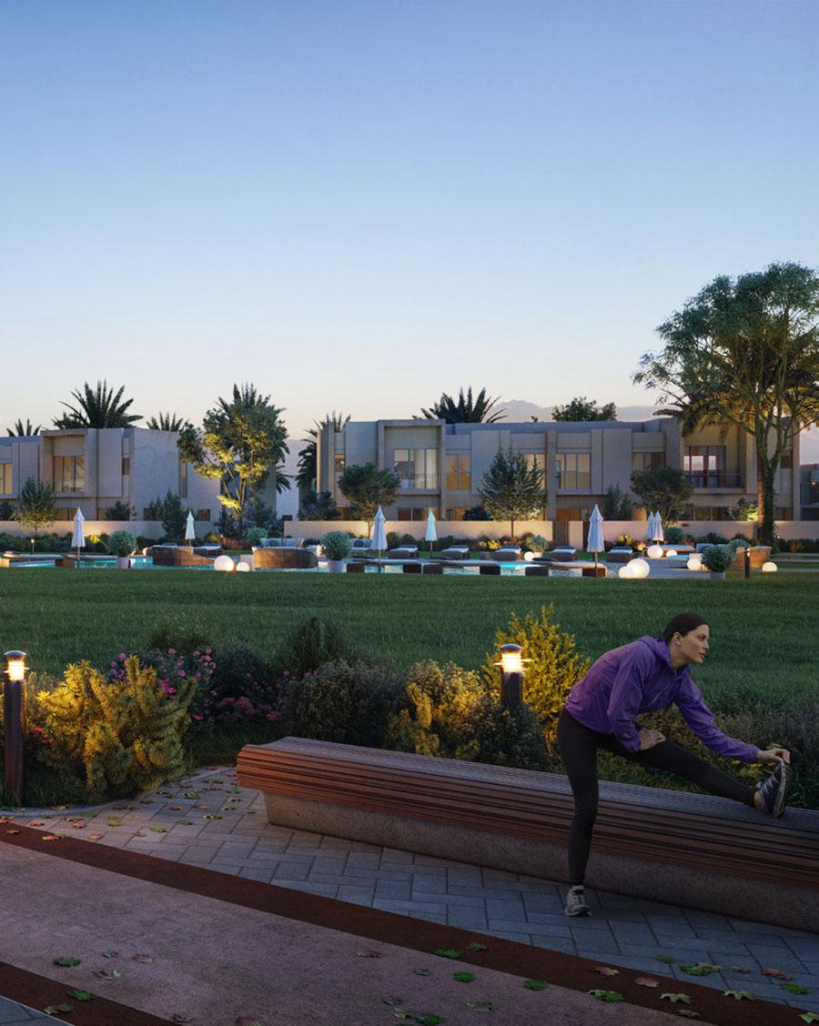 تاون هاوس  لا روزا ۳ للبيع من دبي للعقارات