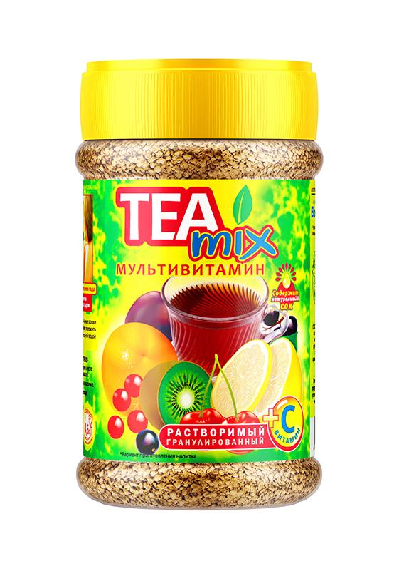 Картинка Напиток чайный гранула TEAMIX мультивитамин