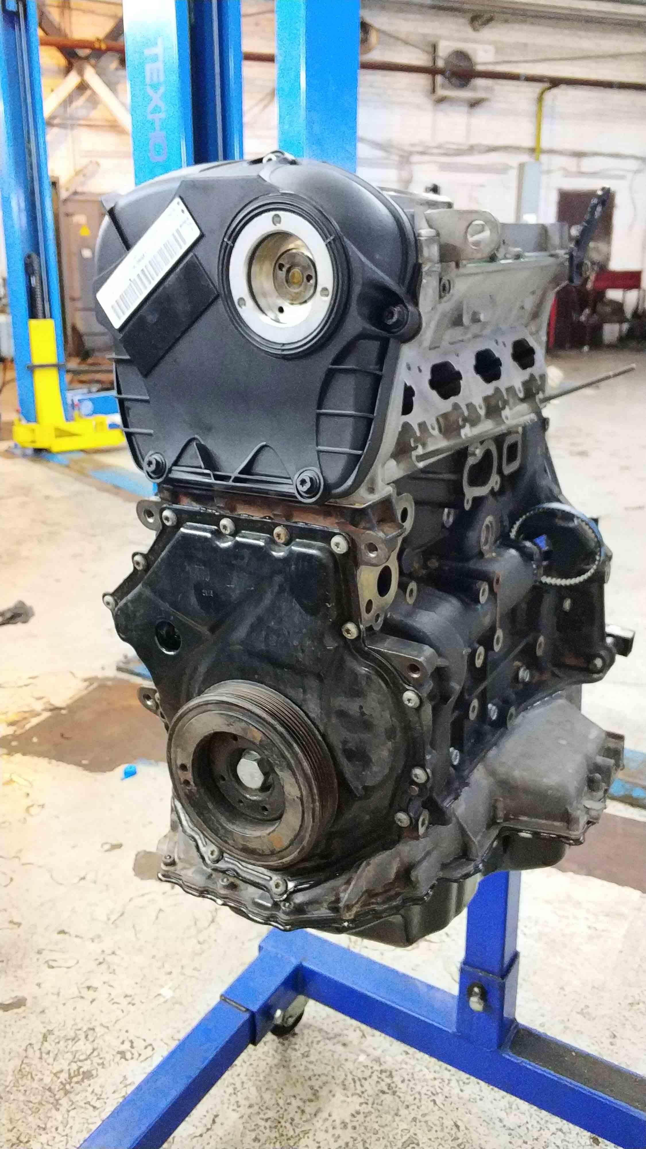 Купите двигатель CJKA с гарантией и установкой
