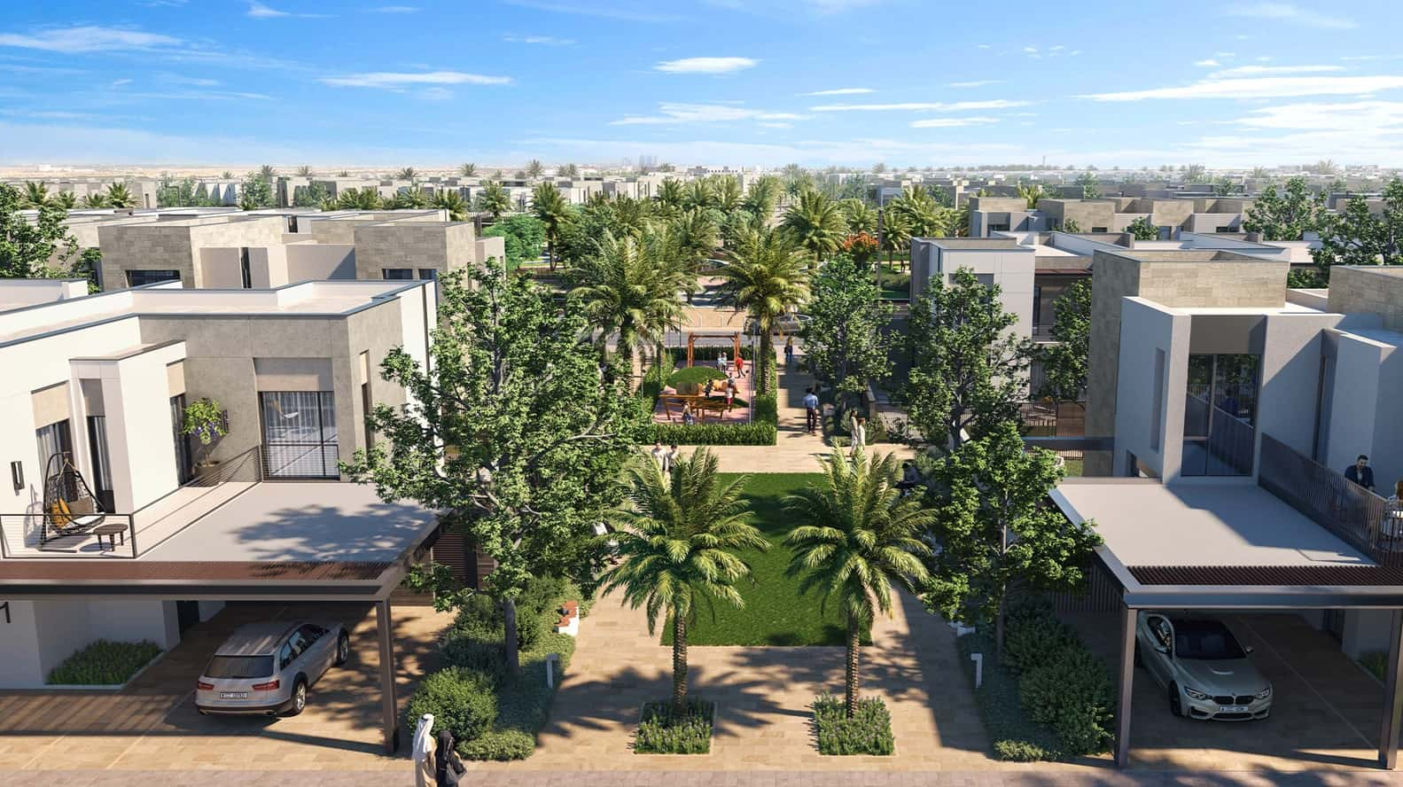 Properties for Sale in Arabian Ranches