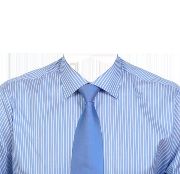 рубашка в полоску фотография на документы