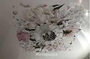 Картинка фотопечать натяжные потолки Воронеж от 750 руб