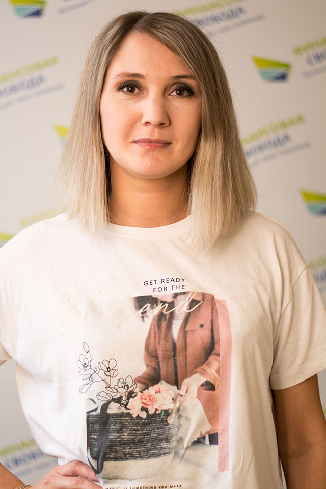 Ткачук Светлана