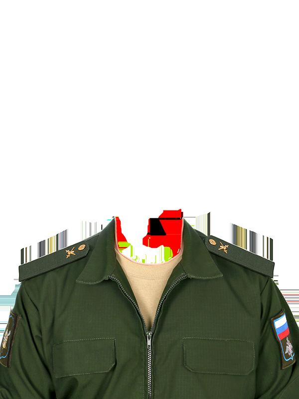 Фото Рядовой форма мужская